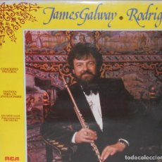 Discos de vinilo: VINILO JAME GALWAY-JOAQUIN RODRIGO. PHILARMONIA ORCHESTRA 1978. Lote 119468411