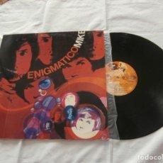 Discos de vinilo: MIKE KENNEDY (LOS BRAVOS) LP ENIGMATICO (1969) EDICION ESPAÑOLA ** COMO NUEVO **. Lote 119507043