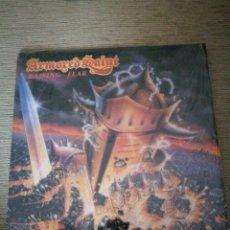 Discos de vinilo: ARMORED SAINT - RAISING FEAR (1987 CHRYSALIS RECORDS).MADE IN USA .. Lote 119522136