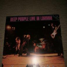Discos de vinilo: DEEP PURPLE LIVE IN LONDON 1982 ..CON DAVID COVERDALE .. Lote 119523060