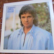 Discos de vinilo: ROBERTO CARLOS- LP DE VINILO- TITULO DESDE EL FONDO DE MI CORAZON-10 TEMAS- DEL 86- NUEVO. Lote 119535215