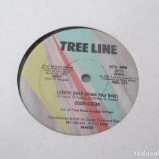 Discos de vinilo: EDDIE CHEBA ?– LOOKIN' GOOD (SHAKE YOUR BODY) - MAXI 1979 - MUY RARO. Lote 119536387