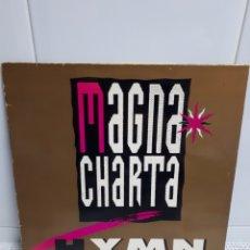 Discos de vinilo: DISCO DE VINILO MAGNA CHARTA. Lote 119540298