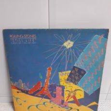 Discos de vinilo: DISCO DE VINILO ROLLING STONES STILL LIFE. Lote 119541346