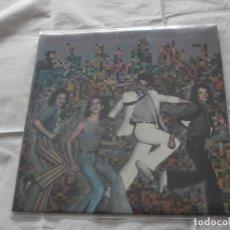 Discos de vinilo: COMPANYIA ELECTRICA DHARMA - LP ORDINARIES AVENTURES (1989) EDICION PDI COMO NUEVO. Lote 119549383