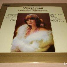 Discos de vinilo: LP. RAY CONNIFF Y SUS COROS. OTRA VEZ SOLO (NATURALMENTE). 1972. CBS. Lote 119550039