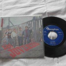 Discos de vinilo: LOS JOVENES 7´EP ADIOS, MI AMOR + 3 (1965) EDITA DISCOPHON . Lote 119552463
