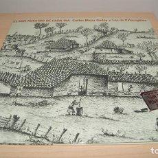 Discos de vinilo: CARLOS MEJIA GODOY Y LOS DE PALACAGÜINA ( EL SON NUESTRO DE CADA DIA ) MADRID-1977 LP. Lote 119559095