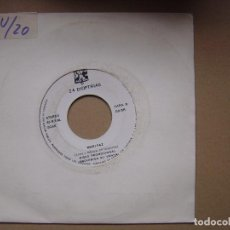 Discos de vinilo: 24 DIOPTRIAS UNA GUITARRA Y ESCAPAR + MARI PAZ - SINGLE PROMOCIONAL DAME DAME - 1990. Lote 119560391