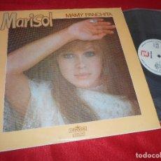 Discos de vinilo: MARISOL MAMY PANCHITA LP 1983 ZAFIRO EXCELENTE ESTADO. Lote 119562615