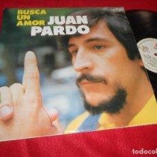 Discos de vinilo: JUAN PARDO BUSCA UN AMOR LP 1983 ZAFIRO/IMPERIAL EXCELENTE ESTADO. Lote 119563347
