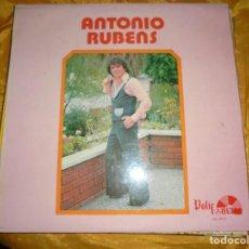 Discos de vinilo: ANTONIO RUBENS. POLIFONIA, MALAGA 1981. IMPECABLE (#). Lote 119564447