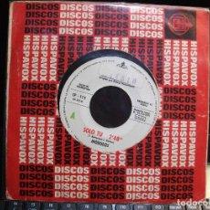 Discos de vinilo: MODULOS SOLO TU/ADIOS AL AYER SINGLE SPAIN 1971 PDELUXE. Lote 119572139