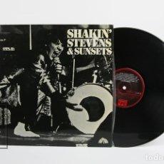 Discos de vinilo: DISCO LP DE VINILO - SHAKIN STEVENS & SUNSETS - DURECO BENELUX, 1982. Lote 119601442