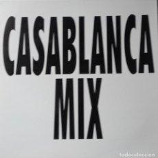 Discos de vinilo: AZÚCAR MORENO: ALERTA CORAZÓN CASABLANCA MIX. Lote 119609219