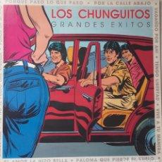 Discos de vinilo: LOS CHUNGUITOS: GRANDES ÉXITOS . Lote 119613271