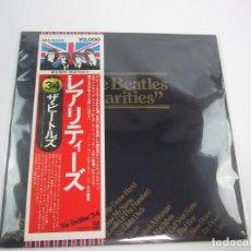 Discos de vinilo: LP JAPONÉS DE THE BEATLES - RARITIES. Lote 119627679