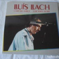 Vinyl-Schallplatten - Lluís Llach Camp Del Barça, 6 De Juliol De 1985 - 119658943