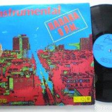 Discos de vinilo: HILARIO DURAN - HABANA 9 PM - CUBA LP AREITO 1978 // CUBAN FUNK JAZZ RHODES LATIN FUSION. Lote 119663515