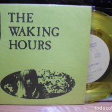 Discos de vinilo: THE WAKING HOURS WHAT YOU DON´T KNOW SINGLE SPAIN 1992 PEPETO TOP. Lote 119715699