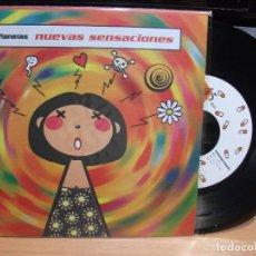 Discos de vinilo: LOS PLANETAS NUEVAS SENSACIONES EP SPAIN 1995 PEPETO TOP. Lote 208218810
