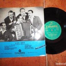 Discos de vinilo: LOS XEY SI VAS A CALATAYUD LP VINILO 10 PULGADAS MICROSURCO CONTIENE 8 TEMAS. Lote 119718383
