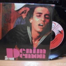 Discos de vinilo: TURBO NEGRO DENIN DEMON SINGLE SPAIN 1994 PEPETO TOP . Lote 119719227