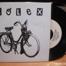 Discos de vinilo: SOLEX THE HOUSE OF HULK + 2 EP SPAIN 1995 PEPETO TOP . Lote 119721143