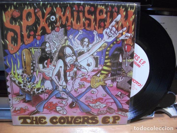 SEX MUSEUM THE COVERS EP. SPAIN 1996 PEPETO TOP (Música - Discos de Vinilo - EPs - Grupos Españoles de los 90 a la actualidad)