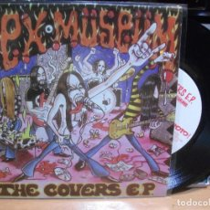 Discos de vinilo: SEX MUSEUM THE COVERS EP. SPAIN 1996 PEPETO TOP . Lote 119722547