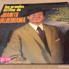 Discos de vinilo: JUANITO VALDERRAMA / LOS GRANDES EXITOS DE. BELTER 1974.. Lote 119777947
