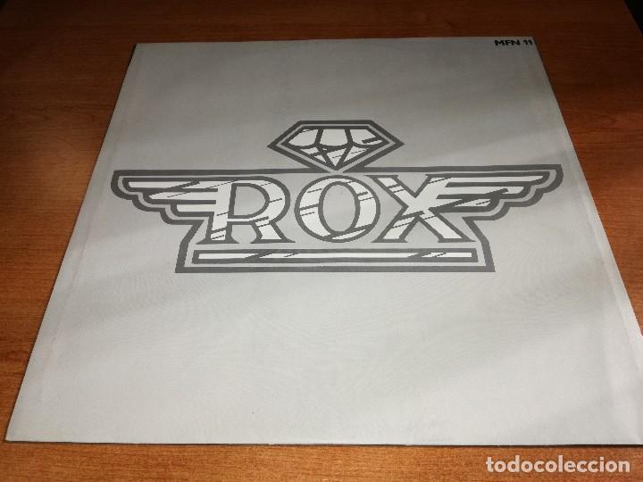 Discos de vinilo: LP Rox - Violent Breed - Foto 4 - 119838767