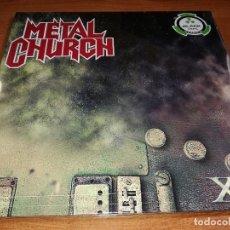 Discos de vinilo: 2LP METAL CHURCH - XI. Lote 119844003