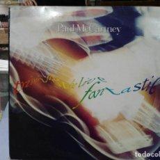 Discos de vinilo: PAUL MCCARTNEY - TRIPPING THE LIVE FANTASTIC - DOBLE LP. DEL SELLO PARLOPHONE DE 1990. Lote 119868379