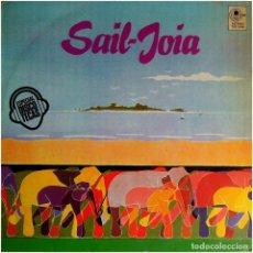 Discos de vinilo: SAIL-JOIA (FERNANDO LAMEIRINHAS, JESS & JAMES) - LP PROMO SPAIN 1978 - CARNABY TXS 3095. Lote 119871499