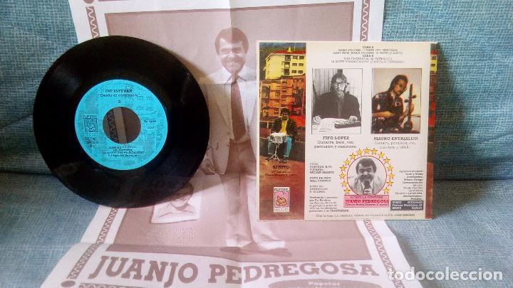 Discos de vinilo: FAT ESTEBAN CON JUANJO PEDREGOSA - DESDE EL SEMINARIO + 3 EP DE 1992 POSTER GIGANTE - NUEVO SIN USO - Foto 4 - 119887711