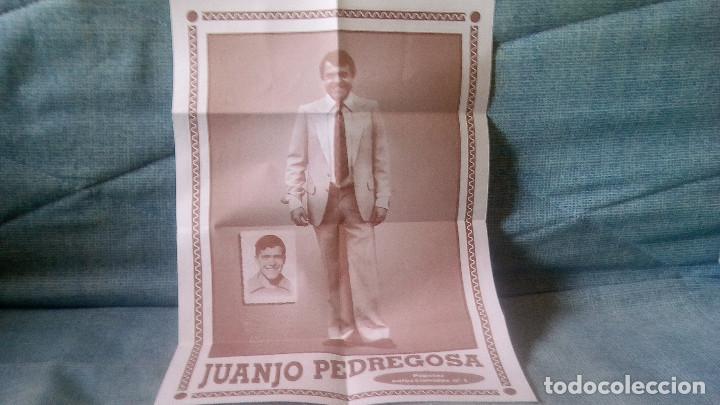 Discos de vinilo: FAT ESTEBAN CON JUANJO PEDREGOSA - DESDE EL SEMINARIO + 3 EP DE 1992 POSTER GIGANTE - NUEVO SIN USO - Foto 5 - 119887711