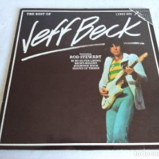 Discos de vinilo: VINILO LP/THE BEST OF JEFF BECK/1967/69.. Lote 119889755