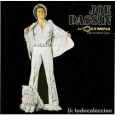 Discos de vinilo: JOE DASSIN A L'OLYMPIA 2 LPS PRECINTADO FRANCIA HIJO DEL DIRECTOR DE CINE JULES DASSIN. Lote 119894879