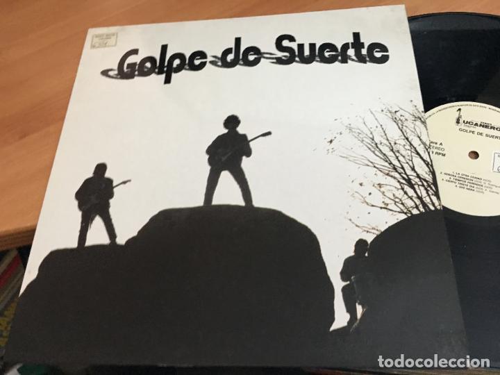 GOLPE DE SUERTE LP ESPAÑA 1993 (VIN-A1) (Música - Discos - LP Vinilo - Grupos Españoles de los 90 a la actualidad)
