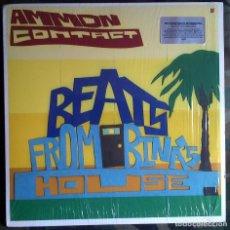 Dischi in vinile: AMMONCONTACT – BEATS FROM BINA'S HOUSE EASTERN DEVELOPMENTS USA 2003 HIP HOP BREAKS, EXPERIMENTAL . Lote 119949979