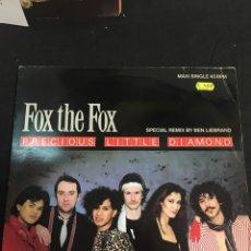 Discos de vinilo: FOX THE FOX ( VINILO SEGUNDA MANO ). Lote 119975299