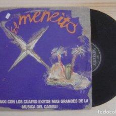 Discos de vinilo: EL MENEAITO - MAXISINGLE 45 - ESPAÑOL 1993 - RCA. Lote 119977827