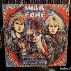 Discos de vinilo: WARFARE - METAL ANARCHY. Lote 120035603