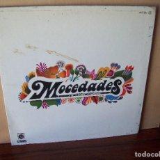 Discos de vinilo: MOCEDADES - LA OTRA ESPAÑA - LP CARPETA ABIERTA . Lote 120059091