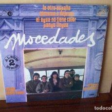 Discos de vinilo: MOCEDADES - DOBLE LP CARPETA ABIERTA. Lote 120059179