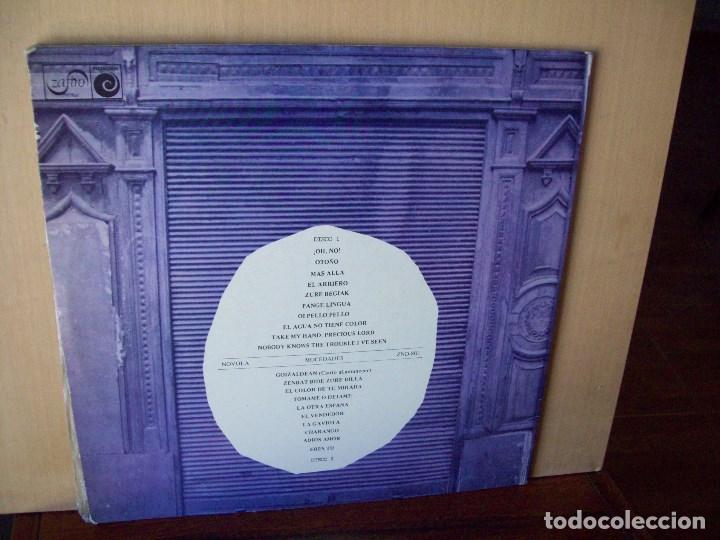 Discos de vinilo: MOCEDADES - DOBLE LP CARPETA ABIERTA - Foto 2 - 120059179