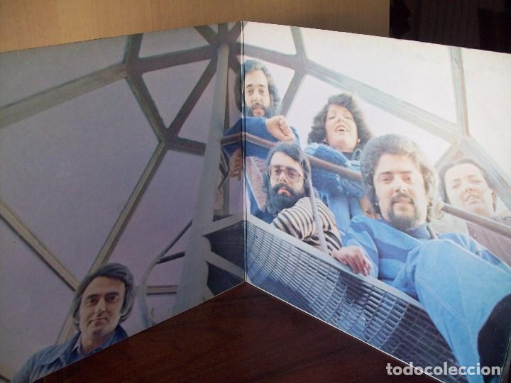 Discos de vinilo: MOCEDADES - DOBLE LP CARPETA ABIERTA - Foto 3 - 120059179