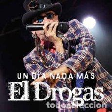 Disques de vinyle: EL DROGAS - UN DÍA NADA MÁS (DRO, 9029588728 3LP, 2016) PRECINTADO!!!!. Lote 231771660