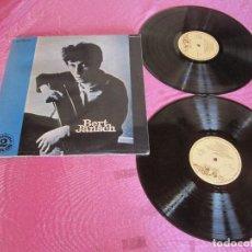 Discos de vinilo: BERT JANSCH - BERT JANSCH TRANSATLANTIC-1965 ENGLAND LIBRETO DE CANCIONES. Lote 120063699